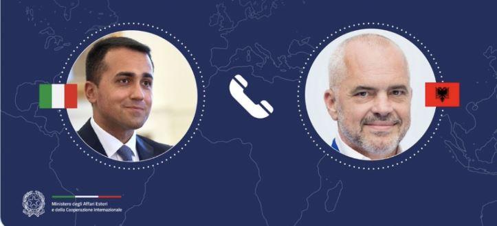 Ministri i Jashtëm italian telefonon Ramën, zbulohet biseda