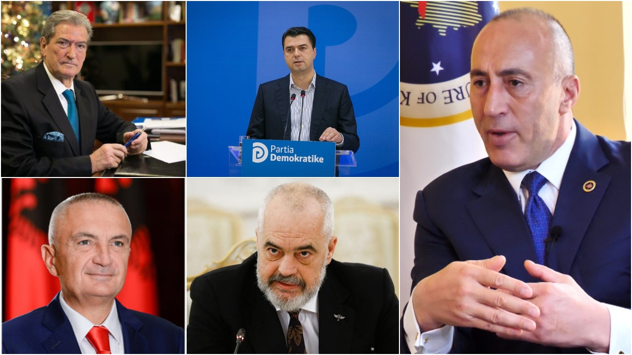 Haradinaj tregon listën e miqve në Shqipëri, po Rama?