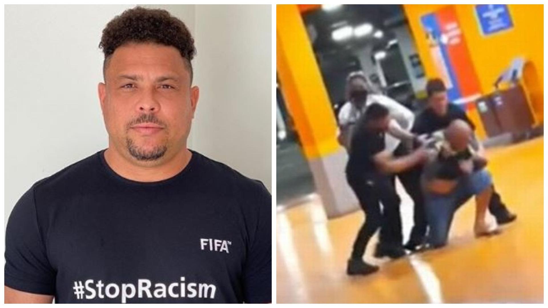 Racizëm në Brazil, reagon ashpër Ronaldo Fenomeni në rrjetet sociale