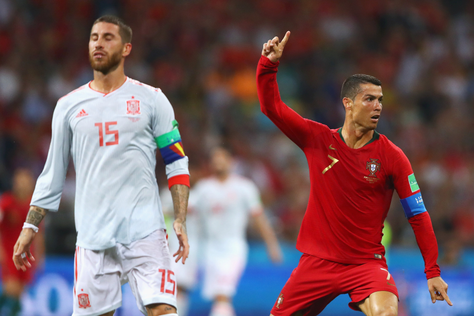 Ndeshja e radhës, rekord i ri. Ronaldo e Ramos pa frena