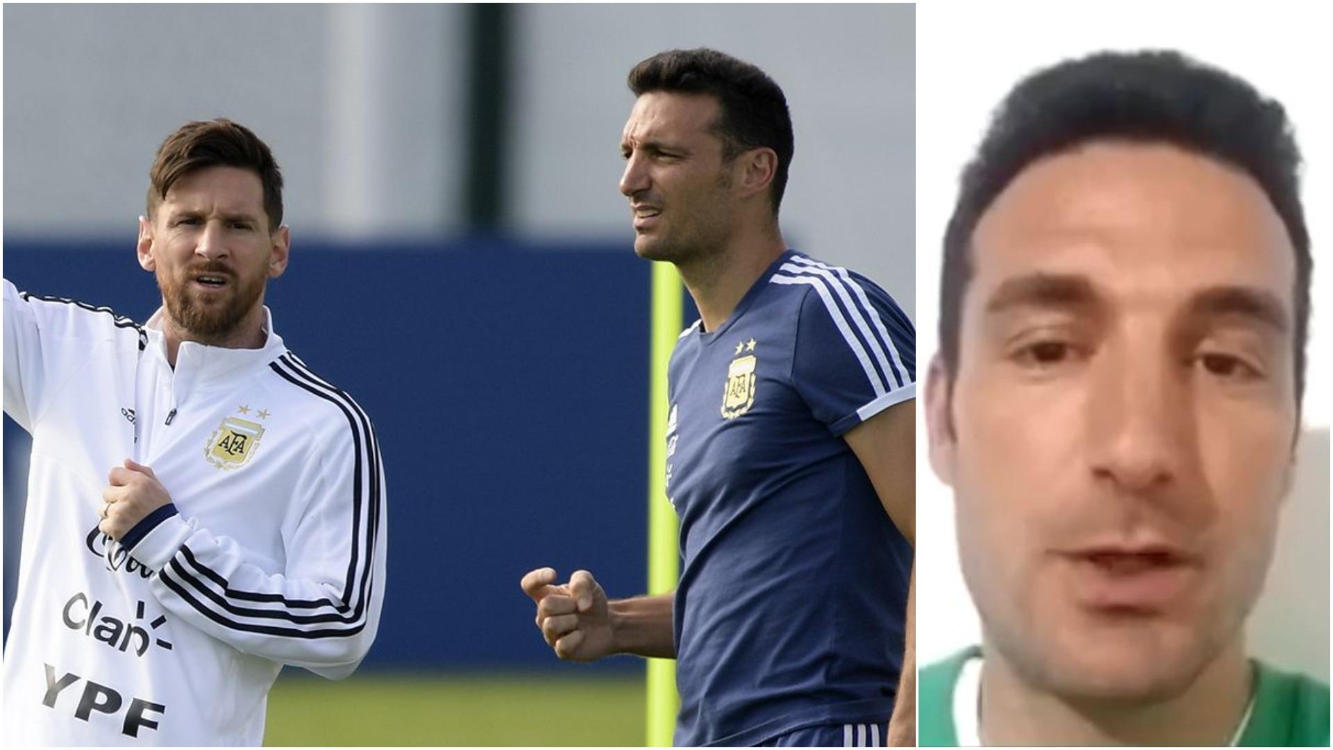 VIDEO/ Duhen përgatitës atletik, na ndihmon trajneri i Argjentinës