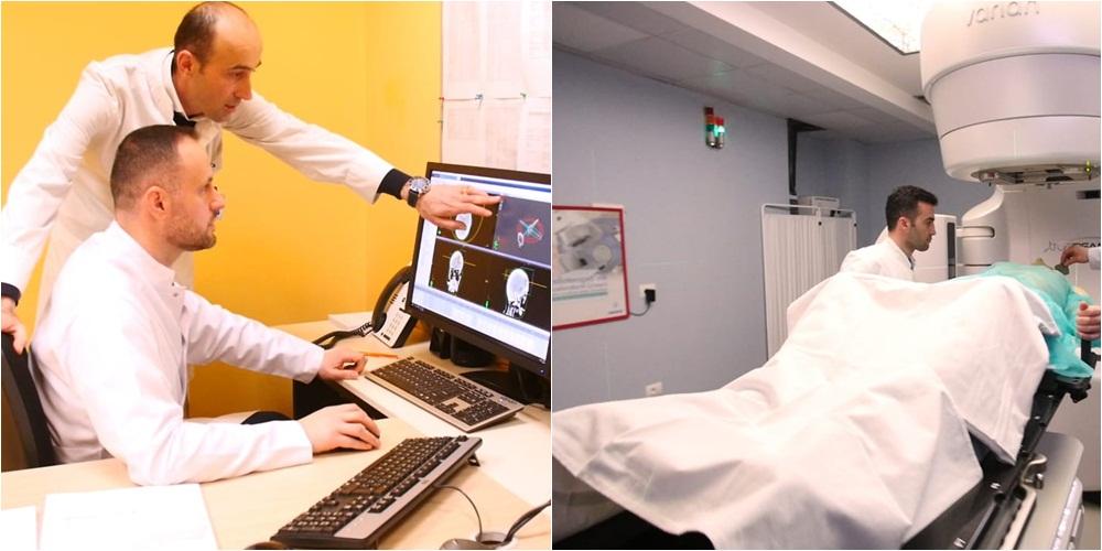 """Avantazhet e trajtimit të kancerit të gjirit me sistemin """"TrueBeam High Definition Radioterapi"""""""