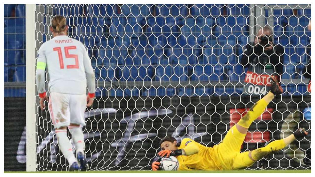 Nuk i kishte ndodhur në 100 vite, Ramos vendos rekord negativ për Spanjën