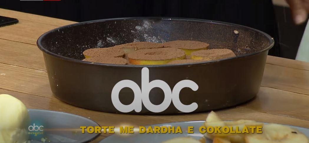 Tortë me dardhë – Receta nga Florenca Reçi