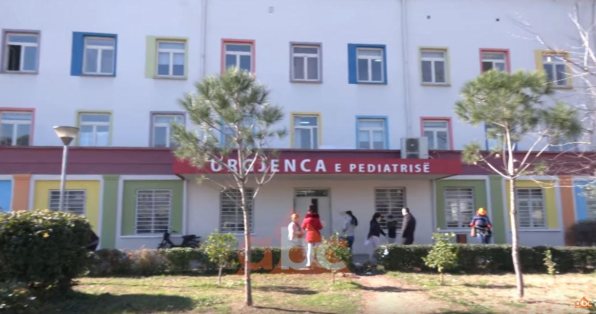 COVID-19 tek Pediatria Infektive në Tiranë, 10 fëmijë të shtruar në spital