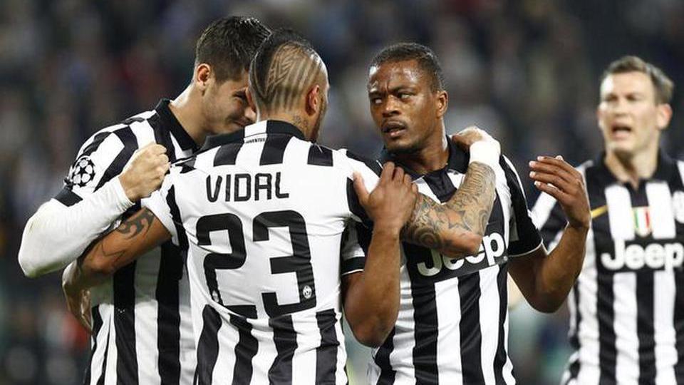 POSTIMI/ Patrice Evra unik, tërbon keq tifozët e Interit dhe Arturo Vidal