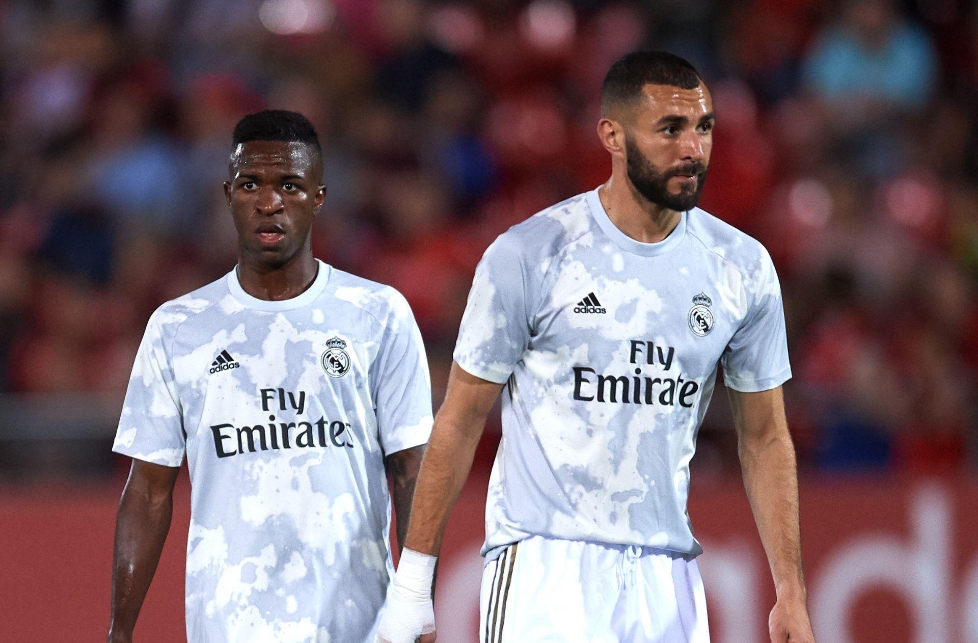 Vinicius: Shkoj mirë me Benzema, mendoj vetëm për njerëzit që më duan