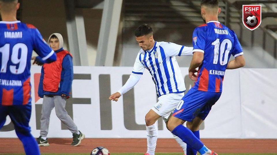 """Vllaznia në """"lupë"""" dhe goleador i njohur për Tiranën, merkato """"zjarr"""""""