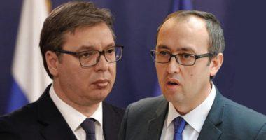 Bllokoi hyrjen e Vuçiçit në Kosovë, Lajçak i shkruan Hotit: Duhej lejuar
