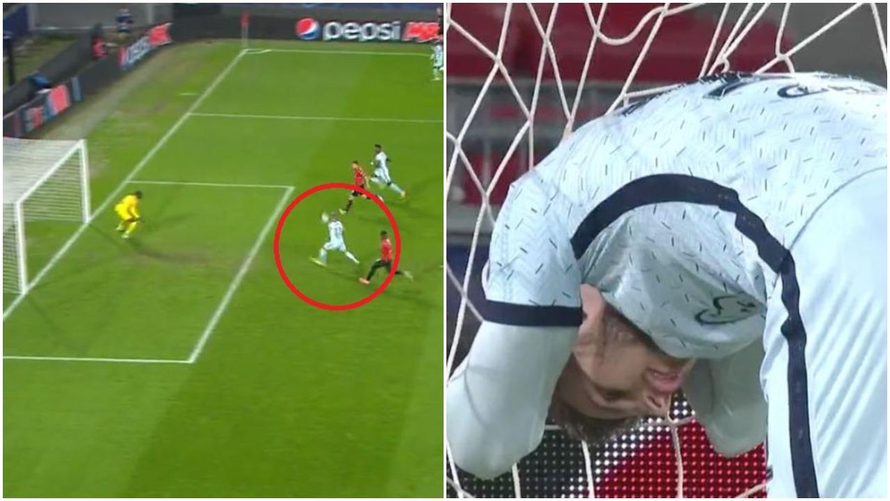 VIDEO/ Timo Werner s'u beson syve, nxjerr topin jashtë stadiumit