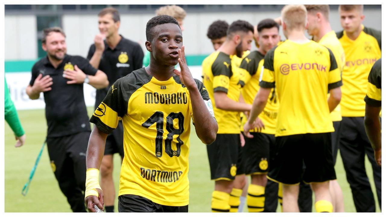 Moukoko 16 vjeç të premten, Dortmund gati ta mbulojë në ar