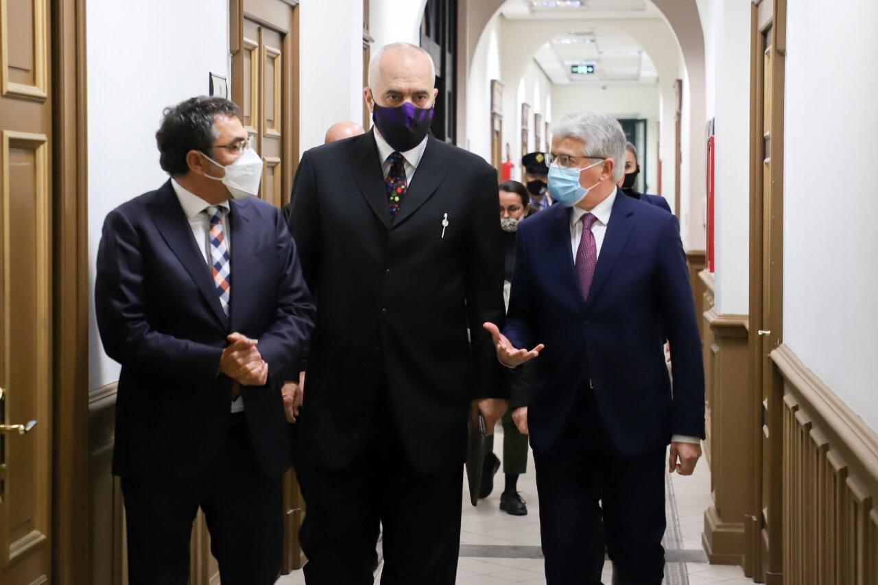 Bledi Çuçi flet si ministër i Brendshëm: Rama më besoi mua mes shumë socialistëve të tjerë