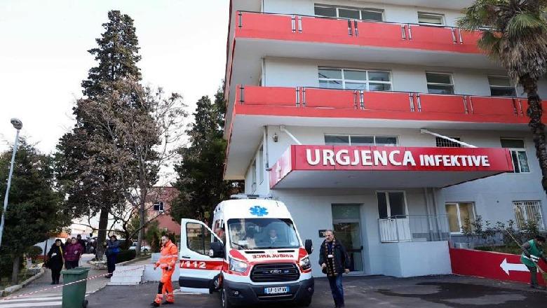 Rekord vdekjesh nga COVID në 24 orët e fundit në Shqipëri, shënohen 986 raste të reja