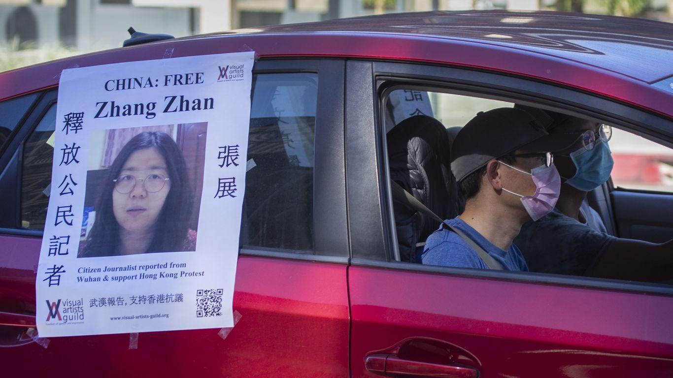 Raportoi për pandeminë në Wuhan, dënohet me 4 vite burg gazetarja