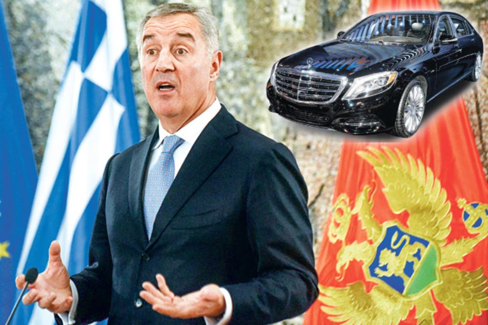 """""""Goditet"""" Gjukanoviç, qeveria e re vendos të shesë dy makinat luksoze"""