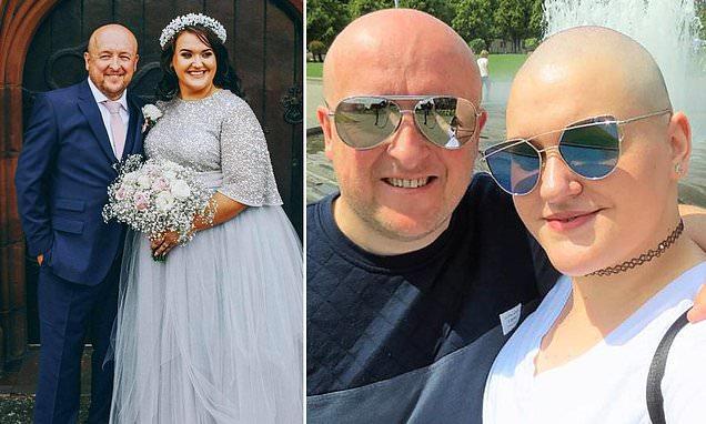 Dëshironte dasmë si ëndrra, nusja mashtron miqtë që ka kancer për të mbledhur para