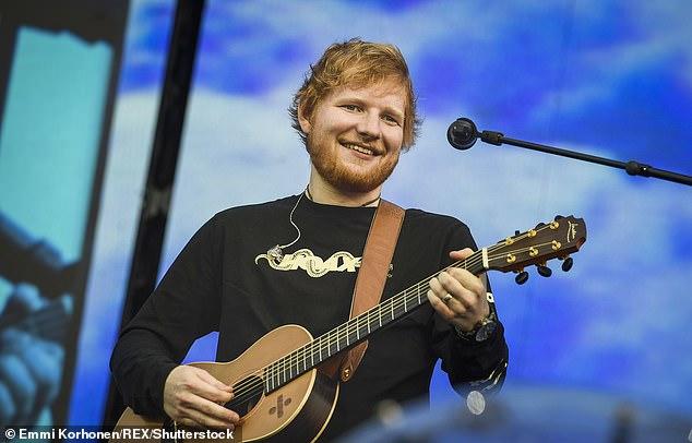 Edhe pse i distancuar nga muzika, Ed Sheeran fitoi shumën marramendëse