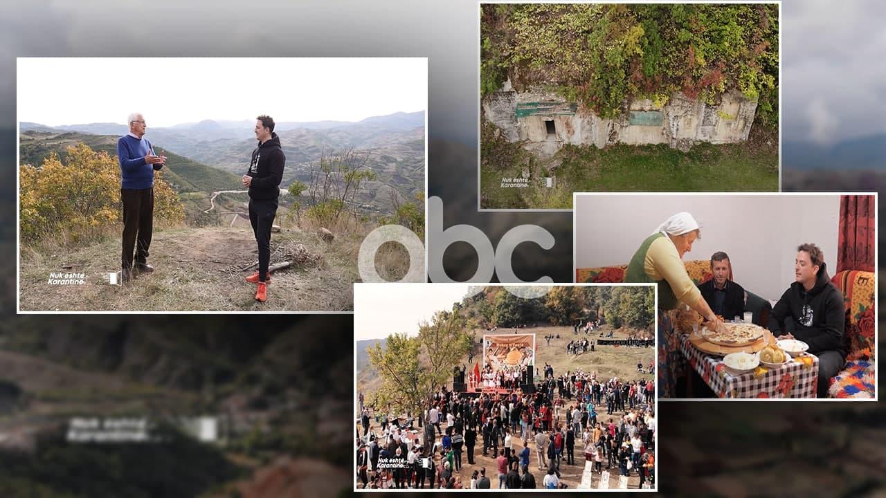 """""""Nuk është karantinë"""", një udhëtim në varret e mbretërve ilirë në Mokër"""