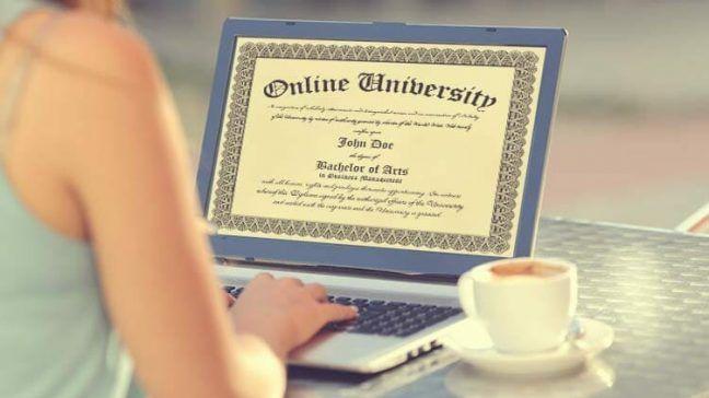 A janë diplomat online më të vlefshme tani?