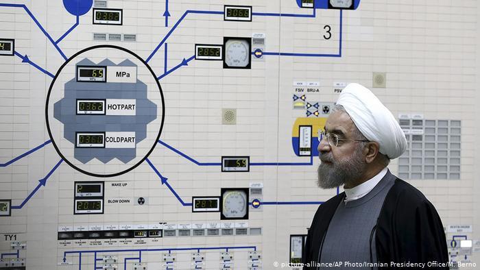Joe Biden dhe marrëveshja bërthamore me Iranin
