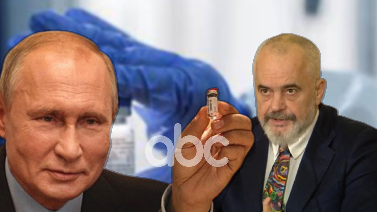 Rusia i ofroi vaksinën, Rama: Provokim qesharak, mendova se ishe meme, pres të kërkojë falje
