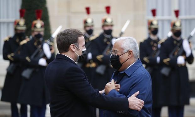 U takua me Macron-in, kryeministri portugez në vetizolim