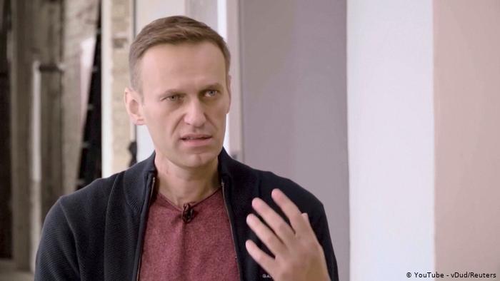 Rusia hap çështje penale kundër kritikut të Kremlinit Navalny