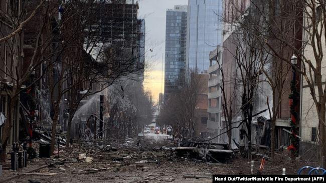 Shpërthimi në Nashville, policia dhe FBI-ja vazhdojnë hetimet