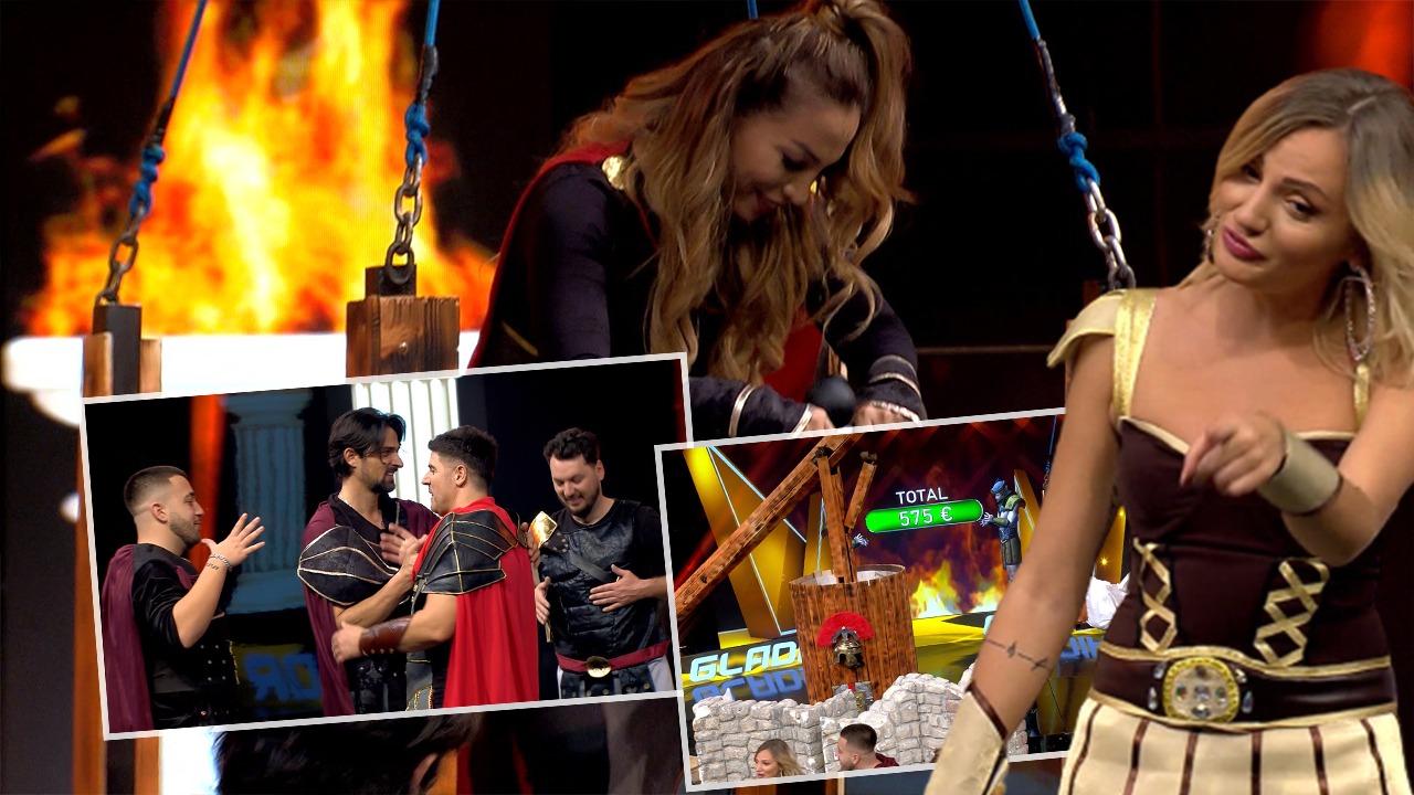 Përfundon puntata e sotme e 'Gladiatorit', Rovena Stefa dhe 3 djemtë artistë fitojnë shumën me Euro