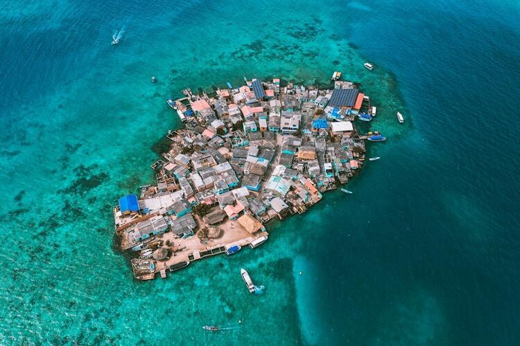 Pa ujë dhe pa energji elektrike, ky është ishulli më i pazakontë në botë