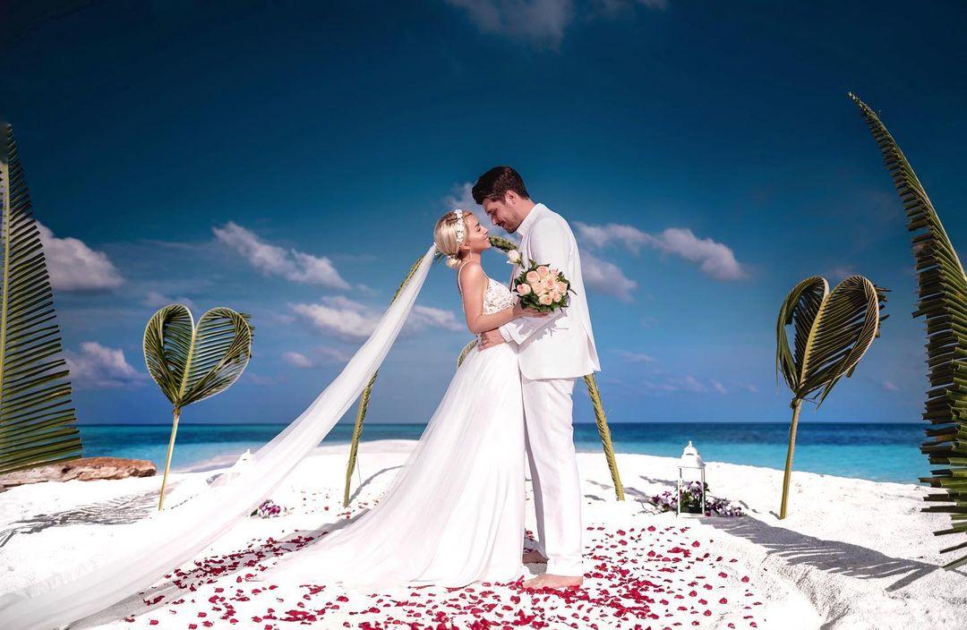 Miriam Cani zbulon surprizën e këndshme që mori ditën e martesës në Maldive