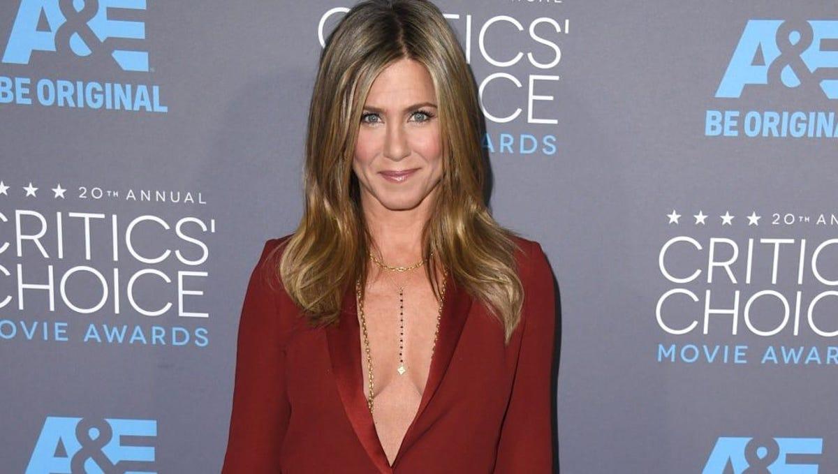 Puna e vështirë që Jennifer Aniston bëri para se të bëhej e famshme