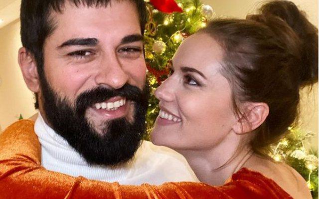 """""""Kemali"""" feston ditëlindjen dhe surprizën më të bukur e merr nga bashkëshortja"""