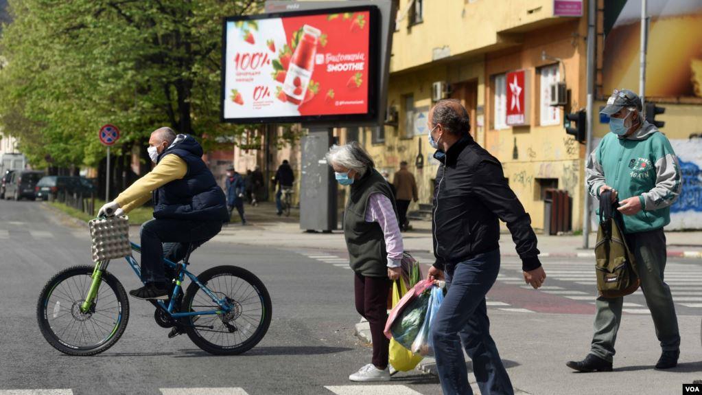 Shkup, hyjnë në fuqi masa të reja kufizuese