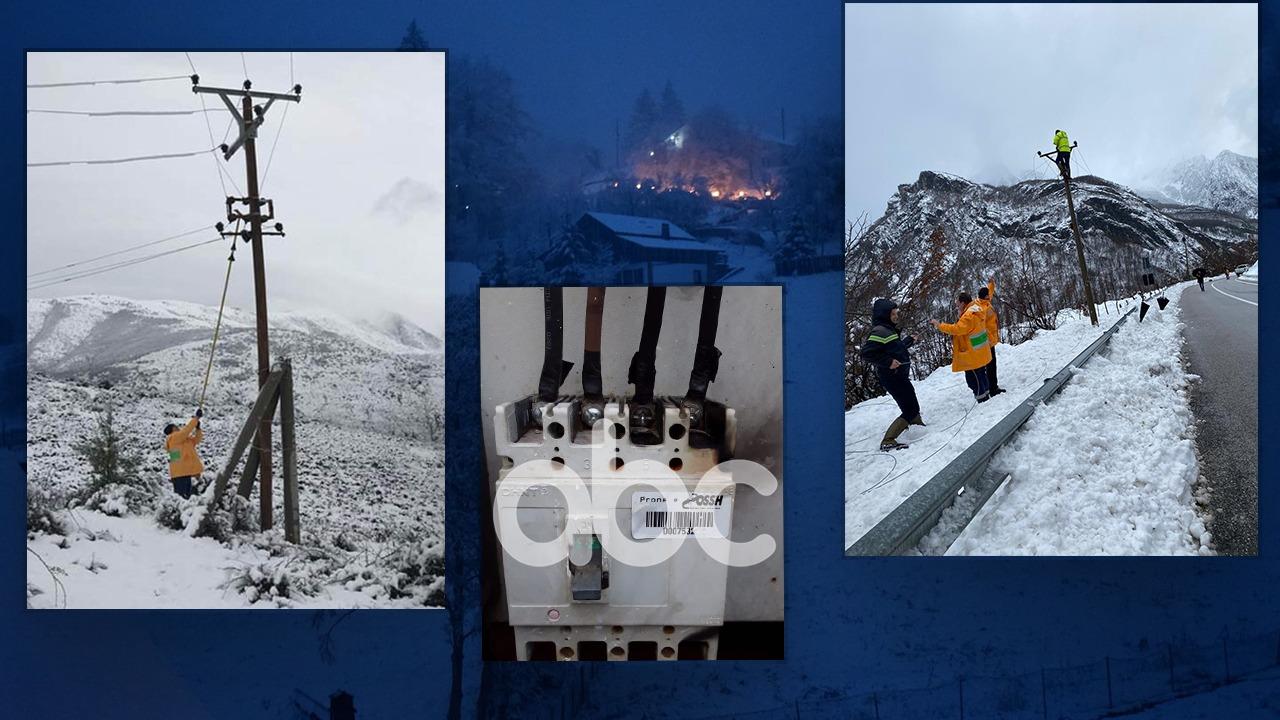 Valbona, prej 5 ditësh në terr: Banorët frikësohen se do ta kalojnë fundvitin pa energji