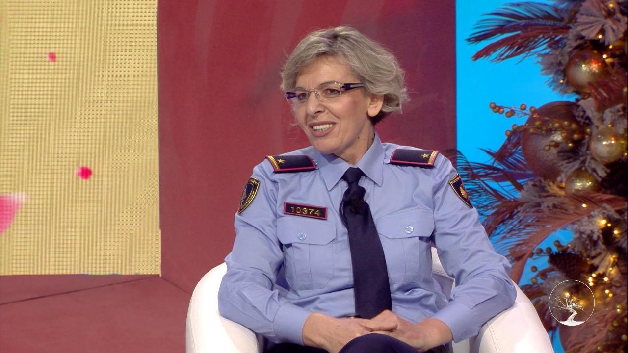 """""""Qendrova në koma dhe tani kam jetën e dytë"""", komandantja e policisë emocionon me historinë e saj"""