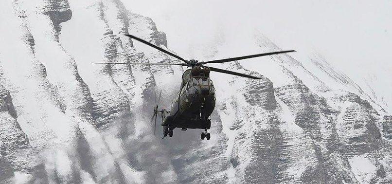Rrëzohet helikopteri në Alpet franceze, gjashtë persona të zhdukur