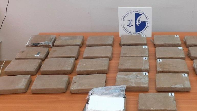Zbulohet në Pire kontejneri i mbushur me kokainë nga Ekuadori, autoritet në kërkim të autorëve