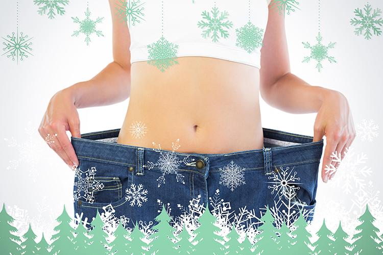 Kjo është mënyra më e mirë për të humbur peshë në dimër