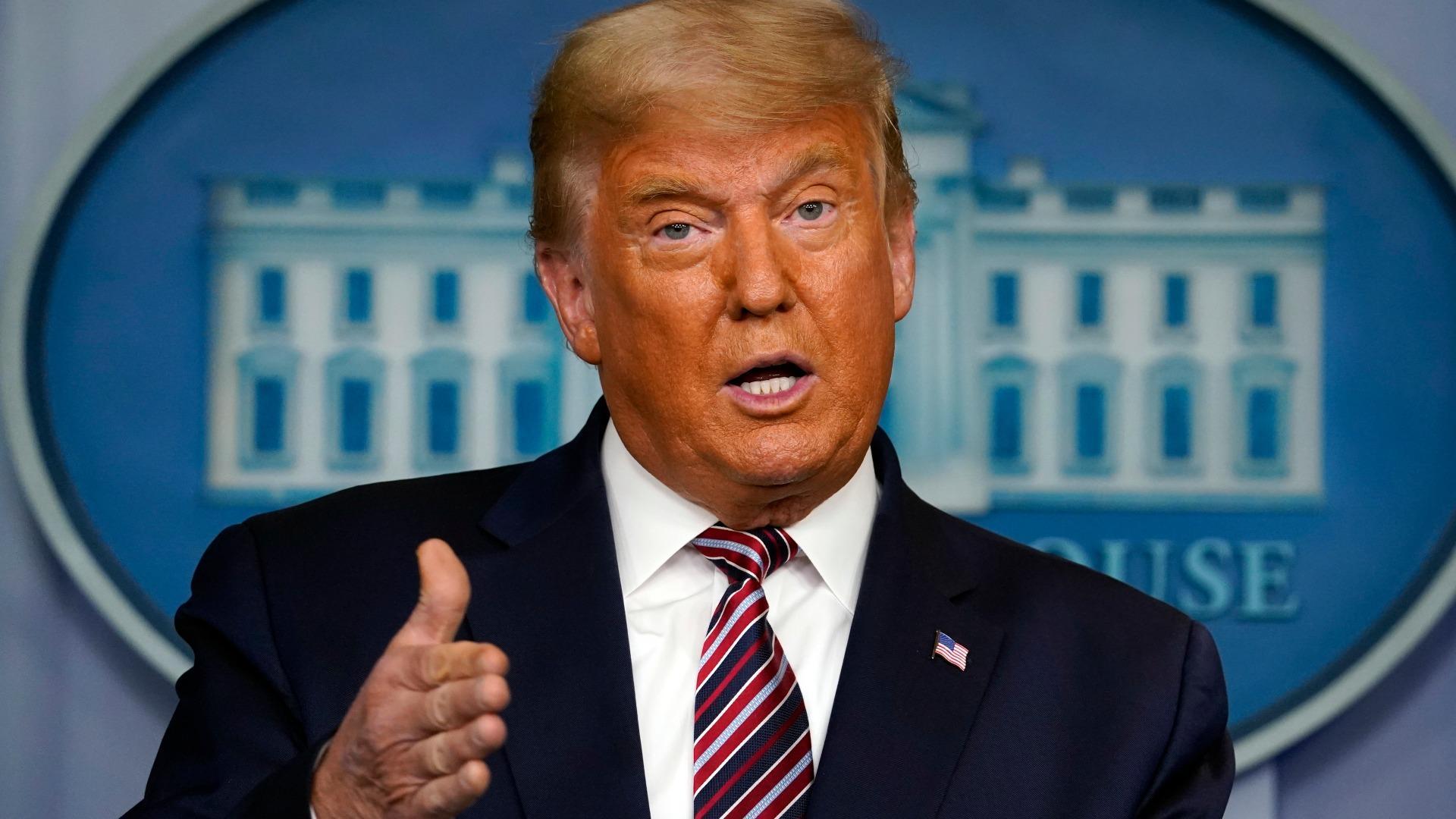 Trump: Do të kandidoj sërish në vitin 2024