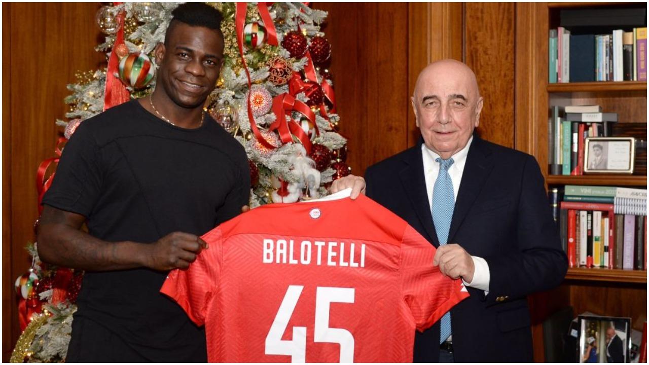 """""""Je pa dinjitet, nuk vlen asgjë"""", ultrasit i përvishen Mario Balotellit"""