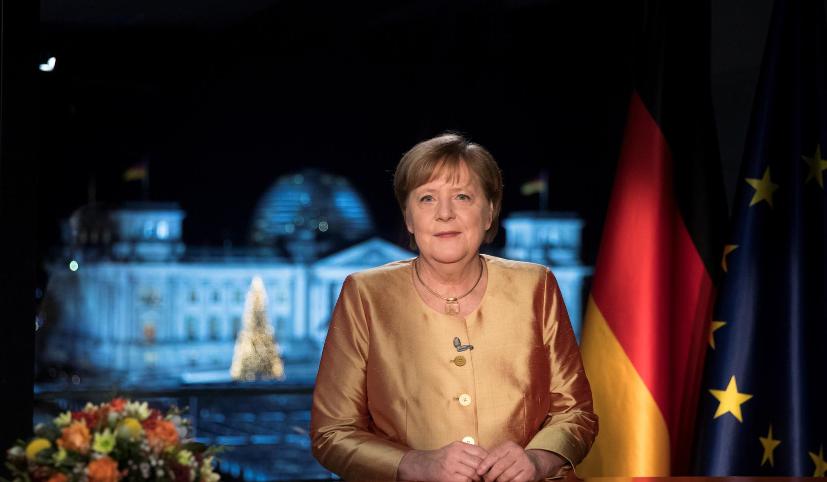 Merkel: Viti im i fundit në detyrë, më i vështiri