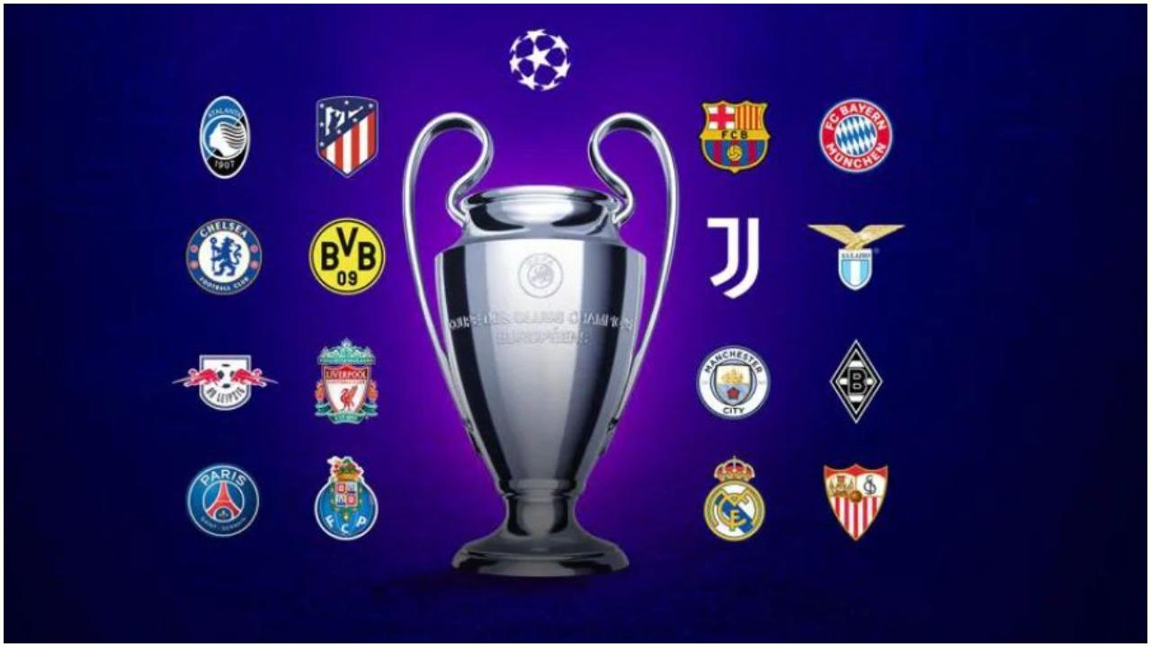 Duele spektakolare në Champions League, njihuni me datat e 8 përballjeve