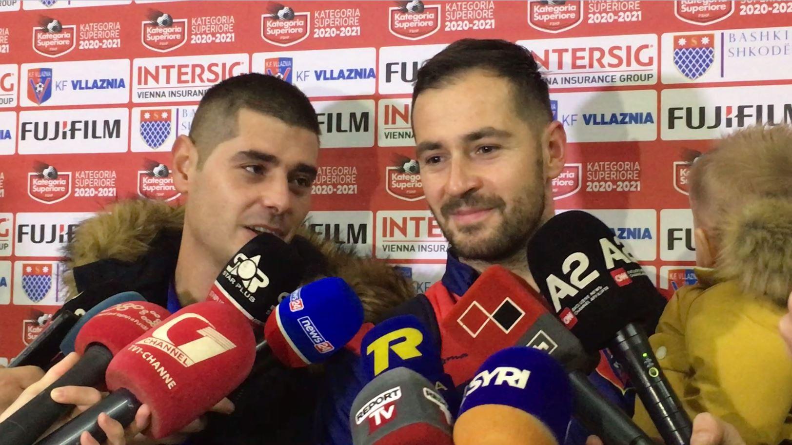 """Intervista e """"çuditshme"""", Dilaver: Kjo Vllazni shkon larg, Partizani erdhi për 1 pikë"""