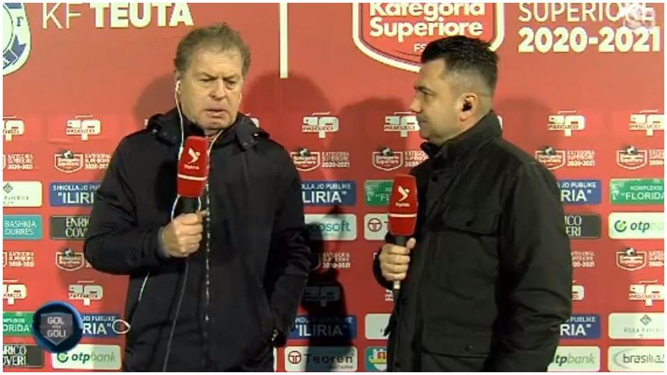 Duro: Nwabueze fizionomia e Laçit, Mazrekaj është kthyer si i Partizanit
