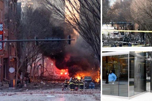 Gjenden inde në vendin e shpërthimit: Rritet misteri në SHBA, një zë paralajmëroi pastaj plasi
