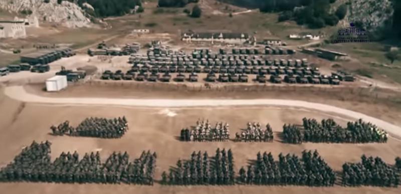 108 vjetori i Forcave të Armatosura, Rama: Respekti më i madh për shqiptarët që kanë shërbyer