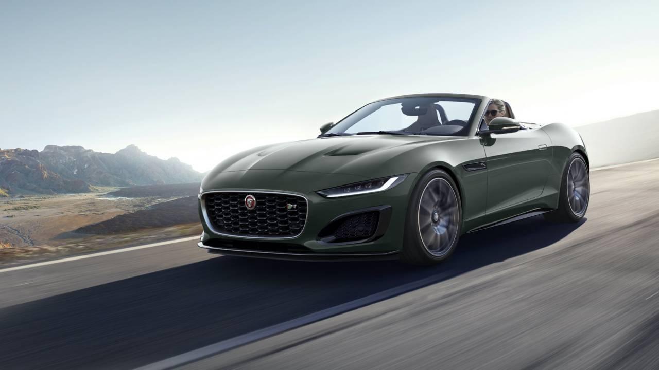 Jaguari feston 60 vjetorin e E-Type me model special