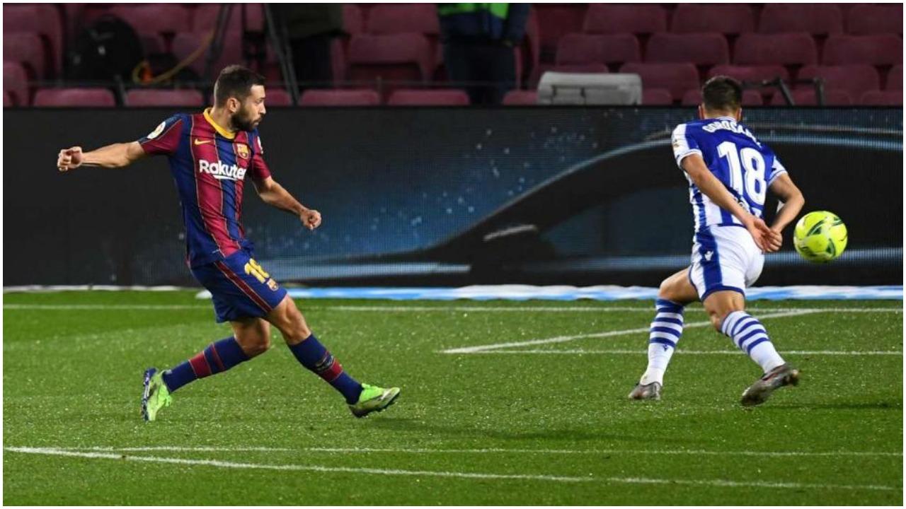 """VIDEO/ Fitore me përmbysje në """"Camp Nou"""", Barcelona thyen ekipin kryesues"""