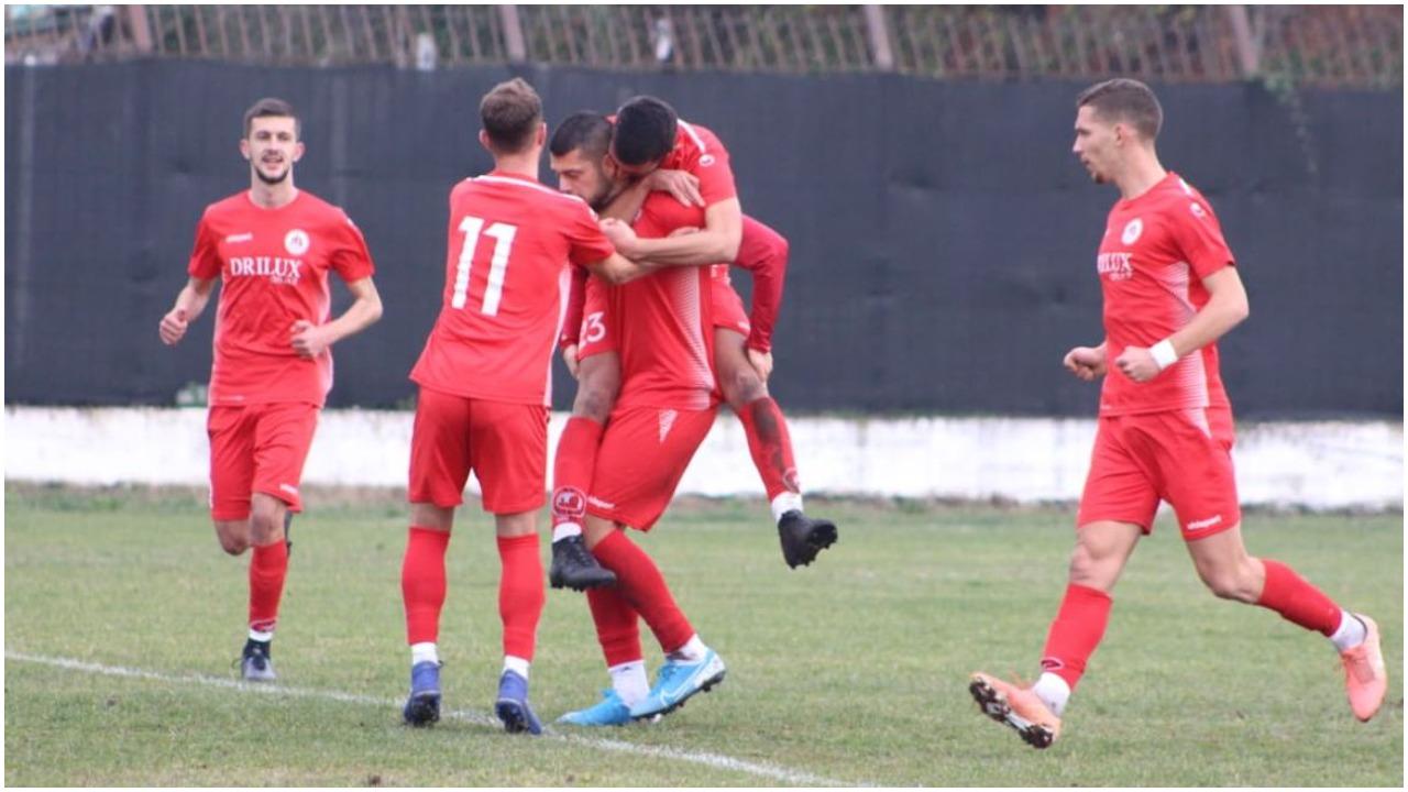 Kampionati U21/ Fitojnë Tirana dhe Teuta, Kastrioti thyen Apoloninë